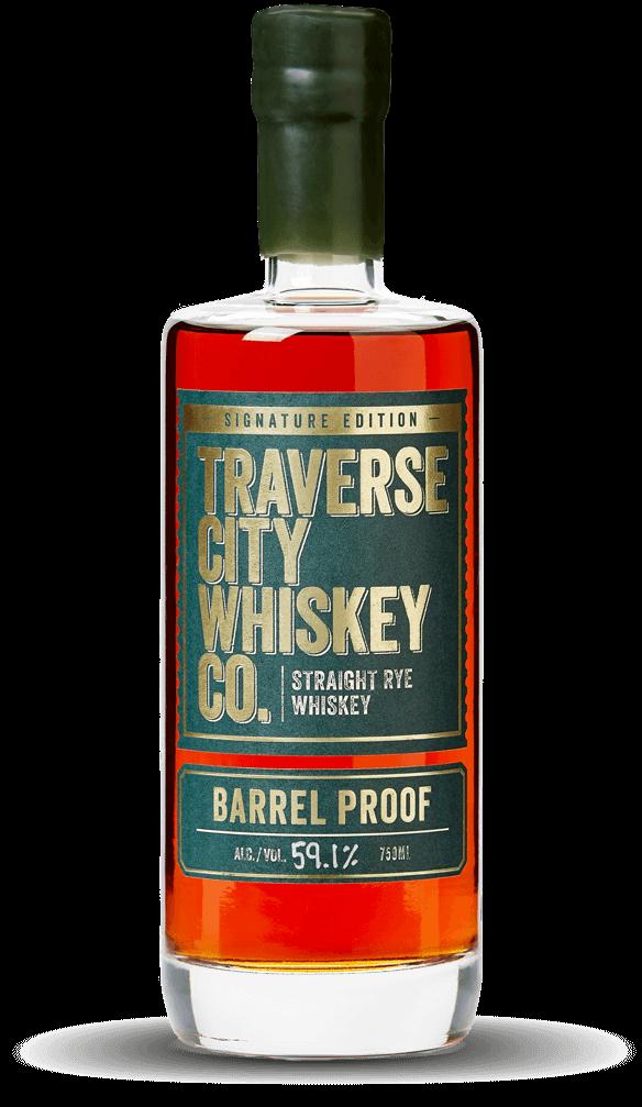 Barrel Proof Rye