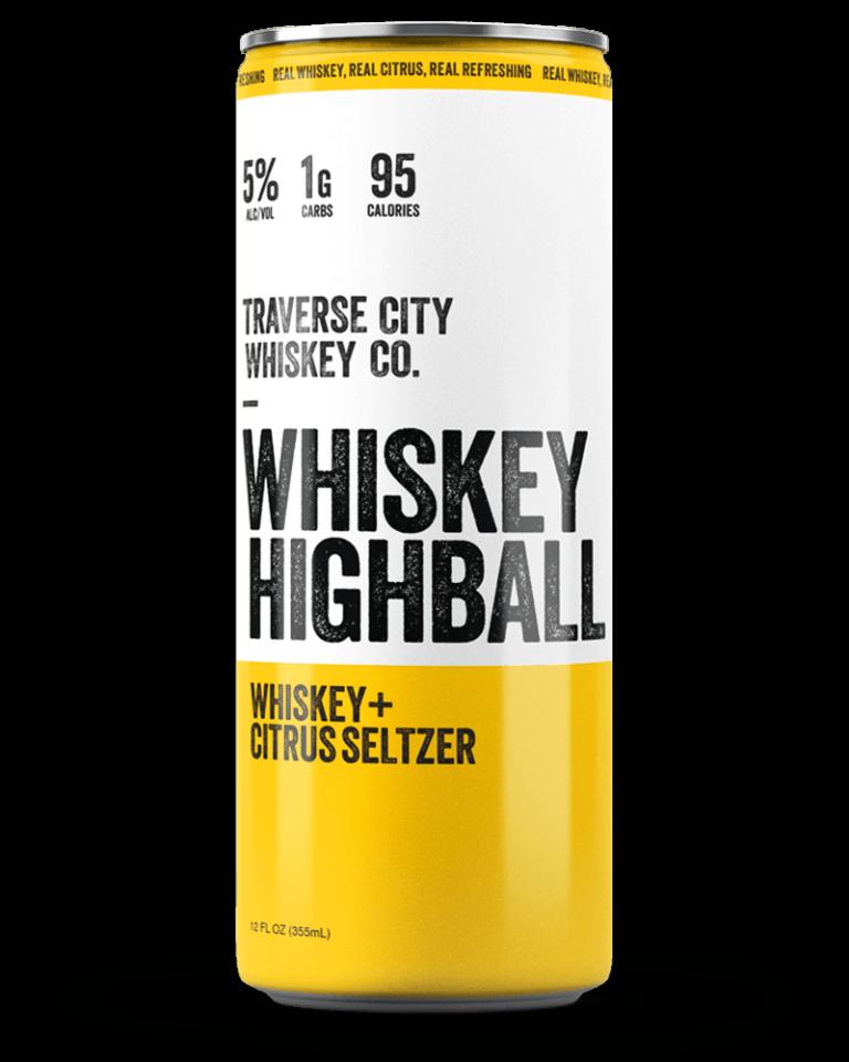 Citrus Whiskey Highball