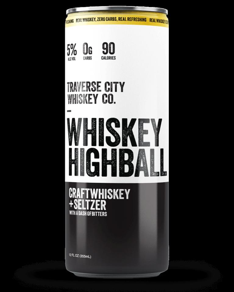 Straight Whiskey Highball